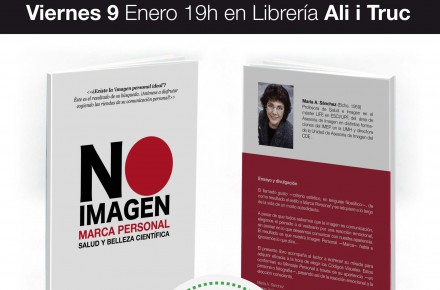 María A. Sánchez Libro No Imagen Lunes 5 Librería Alitruc
