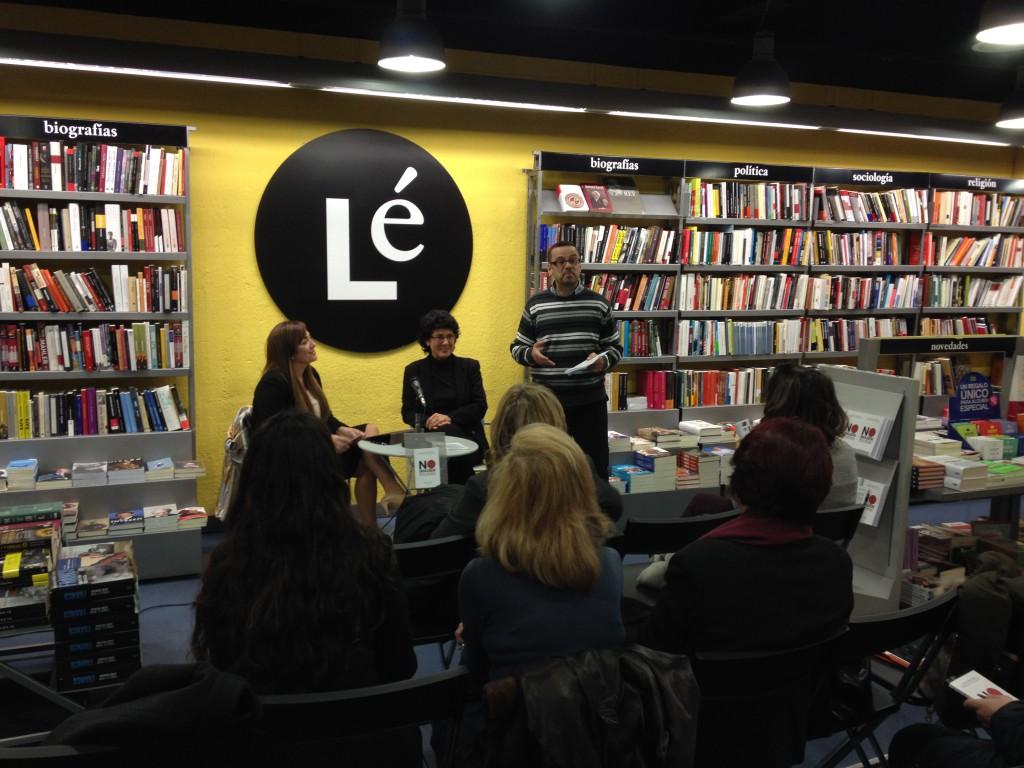 Presentación Libro NO IMAGEN María A. Sánchez Madrid Imagen personal Salud y Belleza Científica Asesora Imagen