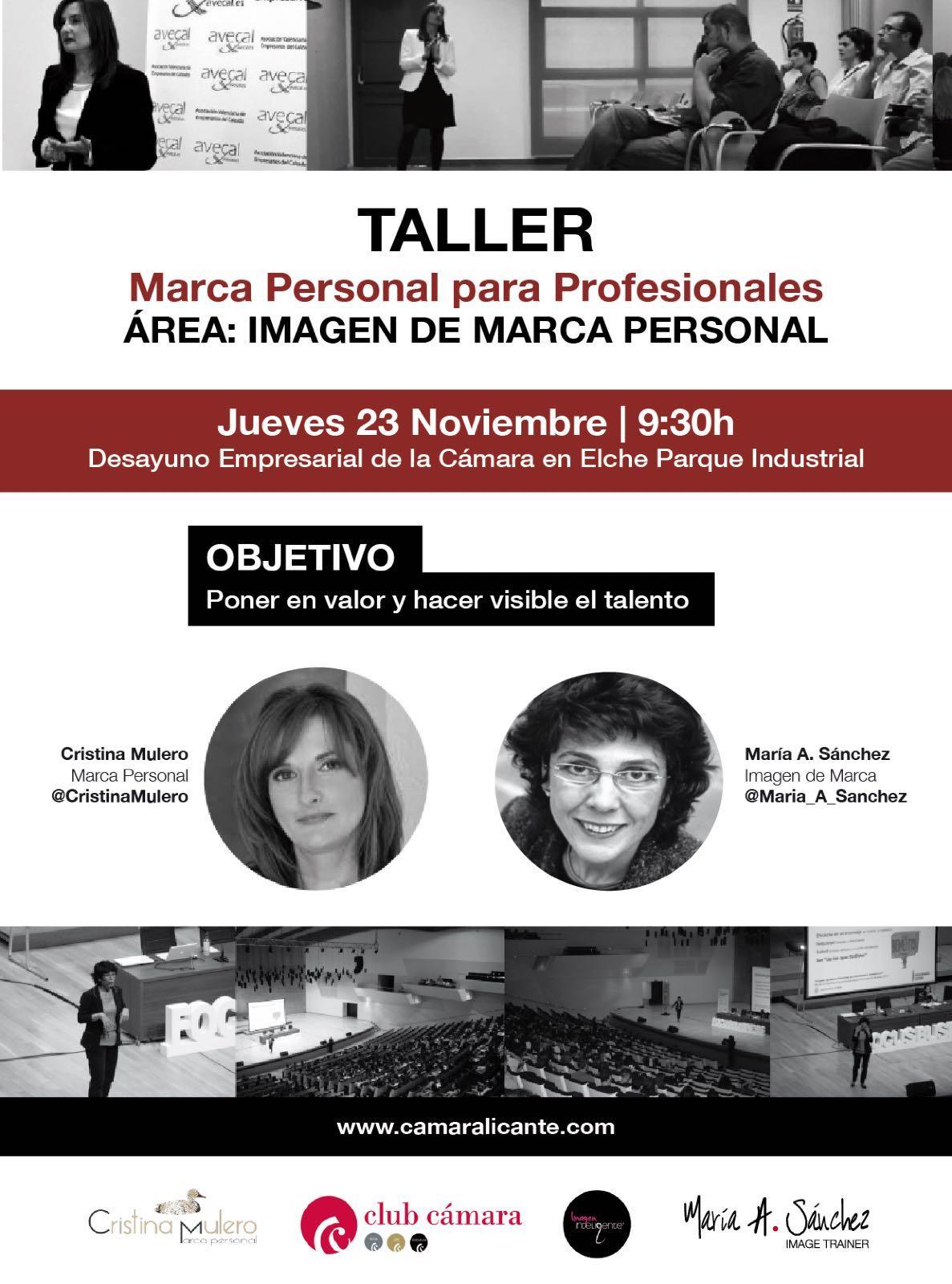 Maria A Sanchez Marca Personal