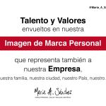 Talento-Valores-Imagen-Marca-María-A-Sánchez