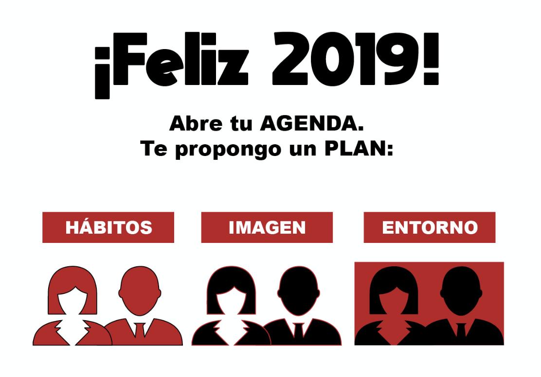 Feliz 2019 María A Sánchez